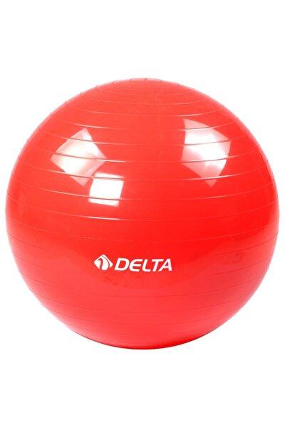 Dura-strong Deluxe Kırmızı Pilates Topu 65 cm