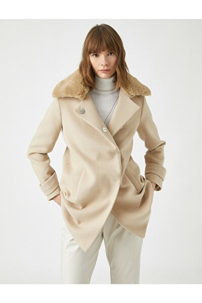 Kadın Kahverengi  Coats