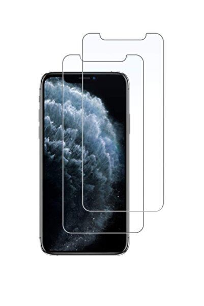 Iphone X Xs Kırılmaz Ekran Korucu Telefon Camı - 2 Adet