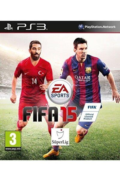 Fifa 15 Ps3 Oyunu