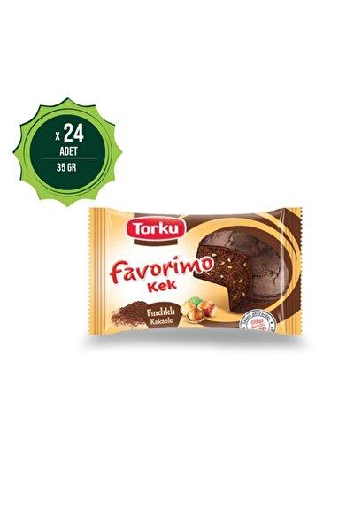 Kakaolu Fındıklı Kek 35 Gr X24
