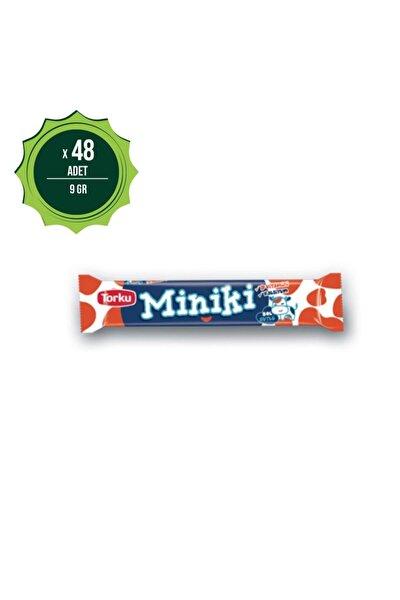 Miniki Çikolata 9 gr X48