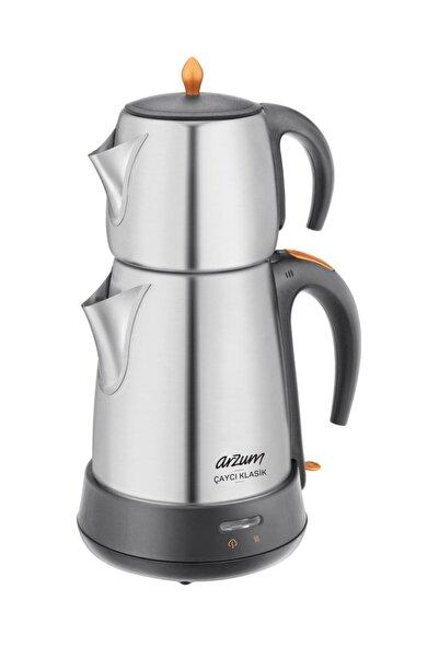 Ar3004-ınx Çaycı Klasik Çay Makinesi