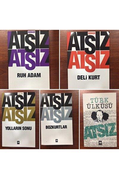 Hüseyin Nihal Atsız Romanları 5 Kitaplık Set