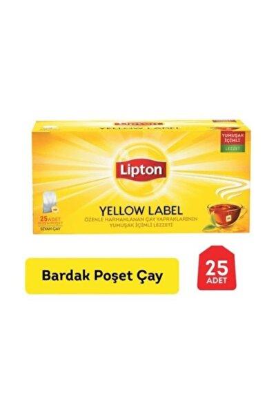 Bardak Poşet Çay Yellow Label 25'Li