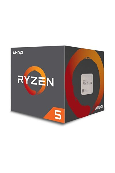 Ryzen 5 1600 Soket AM4 3.2GHz-3.6GHz 16MB 6/12 65W 12nm İşlemci