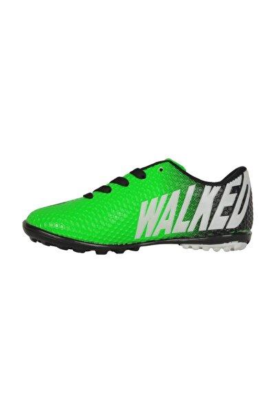 Erkek Çocuk Yeşil 401 Y-s Halısaha  Futbol Ayakkabı