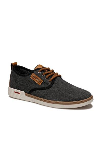 228525 Siyah Erkek Sneaker Ayakkabı 100495398