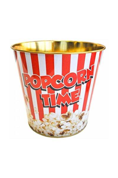 Popcorn Kovası Metal
