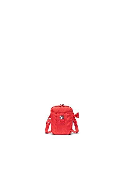 Herschel Omuz Çantası Cruz Red