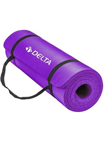 15 Mm Sırtta Taşıma Askılı Pilates Minderi 1.5 Cm Pilates Matı Yoga Aerobik Egzersiz Minderi