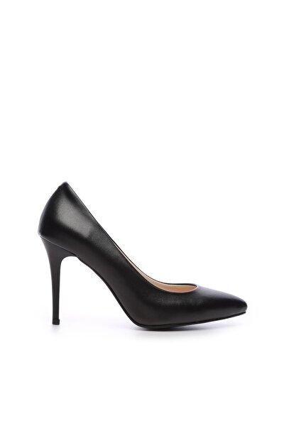 Kadın Vegan Stiletto Ayakkabı 723 5064 BN AYK Y19