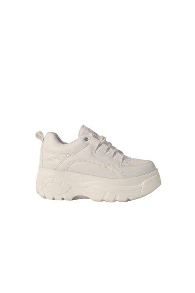 Pro Hyper Kadın  Beyaz Sneaker Ayakkabı
