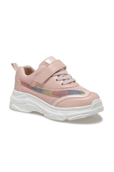 Chunky F Pudra Kız Çocuk Yürüyüş Ayakkabısı