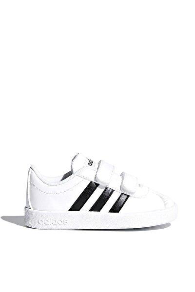 VL COURT 2 CMF INF Beyaz Siyah Erkek Çocuk Sneaker 100320407
