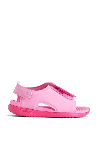 Pembe Aj9077-601 Sunray Adjust 5 Çocuk Sandalet