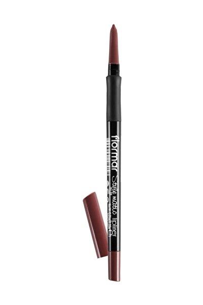 Dudak Kalemi - Stylematic Lipliner SL09 Chocolate 8690604497058