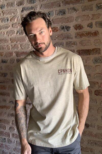 Bej Erkek T-Shirt TMNSS20TS0979