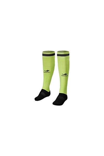 Unisex Sarı Çorap - 14yke20l2172