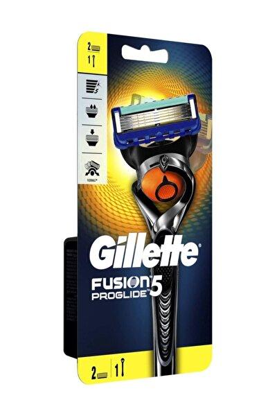 Fusion Proglide Flexball Tıraş Makinesi + 2 Adet Yedek Başlık