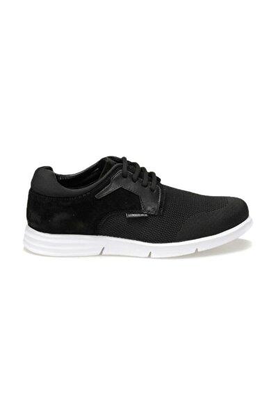 MOINES Siyah Erkek Sneaker Ayakkabı