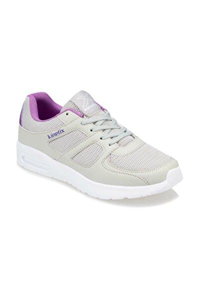 Açık Gri Kadın Sneaker