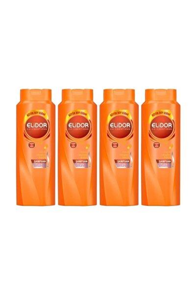 Anında Onarıcı Bakım Saç Bakım Şampuanı 650 ml 4 Adet