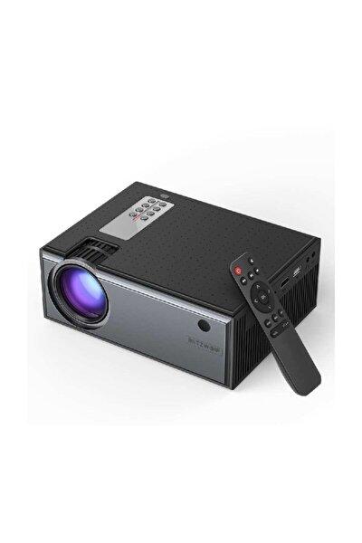 BW-VP1 LCD Projektör 2800 Lümen Desteği 1080p