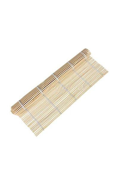Organik Bambu Suşi Yapma Matı - Makisushi Roll Mat
