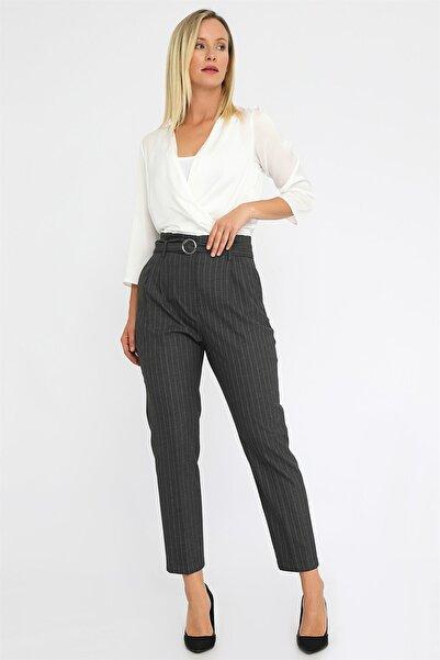 Metal Tokalı Pantolon