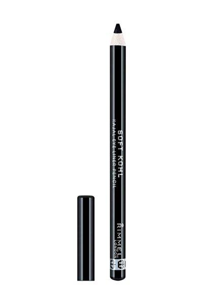 Siyah Göz Kalemi - Soft Kohl Kajal Eye Liner Pencil 061 Jet Black  5012874025862