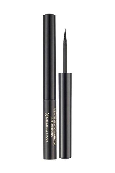 Suya Dayanıklı Siyah Eyeliner - Color X-pert Waterproof Eyeliner 01 Deep Black 42209522