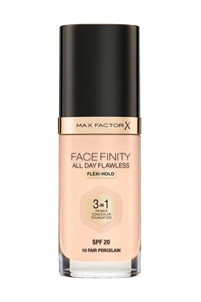Fondöten - FaceFinity All Day Flawless Foundation 10 Fair Porcelain 3614227923201