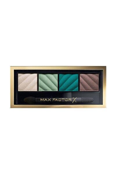 4'lü Far Paleti - Smokey Eye Matte Kit 40 Hypnotic Jade 8005610408101