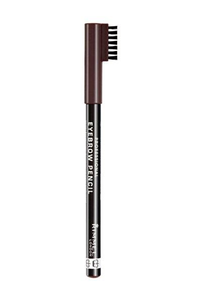 Kaş Kalemi - Professional Eyebrow Pencil Dark Brown 5012874026708
