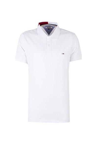 Erkek T-shirt Mw0mw0324 Beyaz