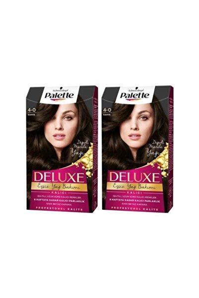 Deluxe 4-0 Kahve  X 2 Adet