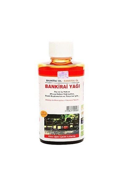 Bangkirai Yağı (renkli Tik Yağı) Kiraz Rengi 250 ml.