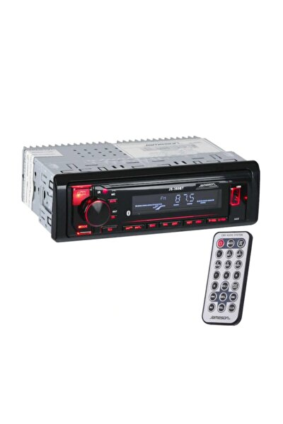 Bluetooth/usb/fm Radyo Oto Teyp Js-360 Bt Araba Teybi
