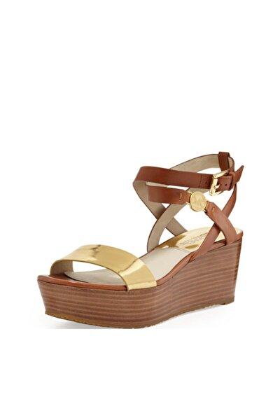 Jalita Kadın Topuklu Sandalet Altın 40s4jafa1m