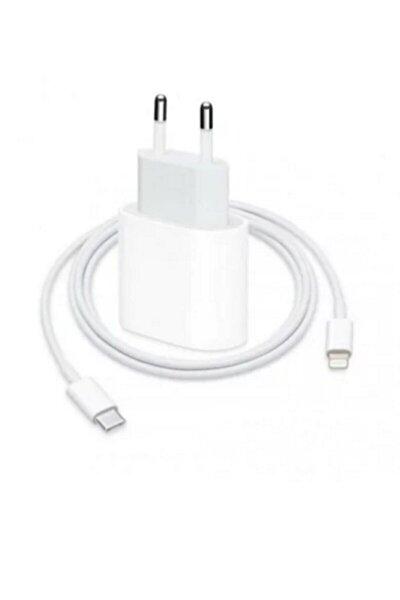 Apple Iphone 11/11 Pro Max-12/12promax Uyumlu Hızlı Şarj Aleti Seti 18w Usbc Adaptör