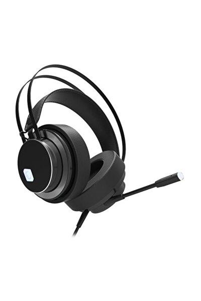 SN-RW8 COBRA Siyah 7.1 Surround Sound System Mikrofonlu Kulaklık