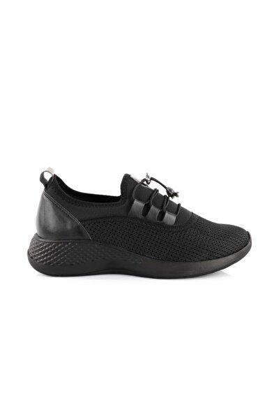 Lindy Siyah Kadın Spor Ayakkabı