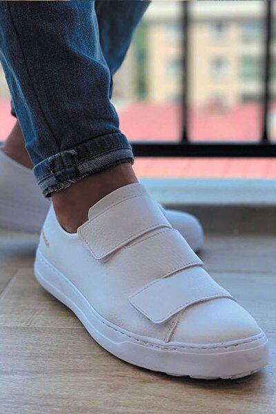 Bt Erkek Ayakkabı Beyaz Ch007