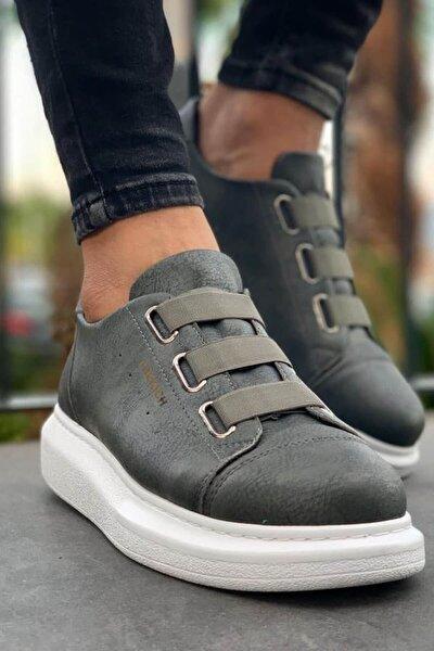 Erkek Ayakkabı Antrasit Ch253