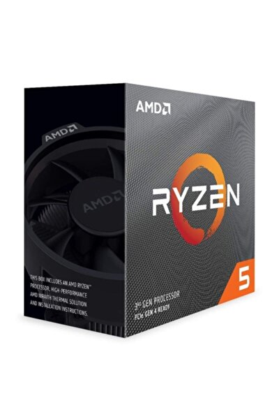 Ryzen 5 3600 3.6/4.2ghz Am4