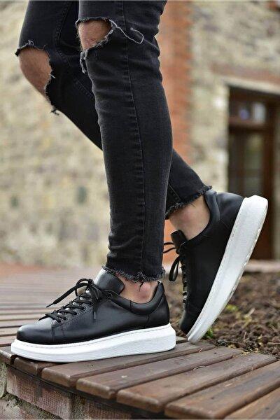 Bt Erkek Ayakkabı Siyah Ch257