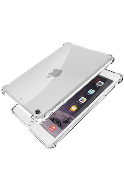Apple İpad Mini 4 Darbelere Dayanıklı Şeffaf Arka Kılıf A1538 A1550