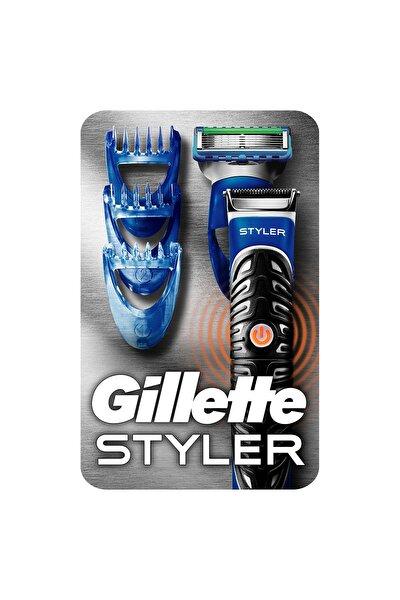 Fusion Proglide Styler 3'ü 1 Arada Tıraş Makinesi (Tıraş, Şekillendirme Ve Düzeltme)