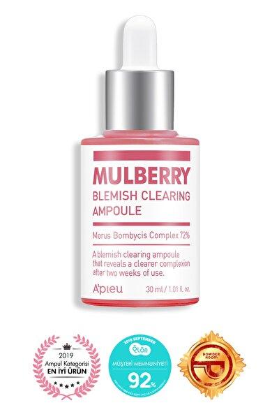 Koyu Lekelenmeler İçin Bakım Serumu - A'Pıeu Mulberry Blemish Clearing Ampoule 8809643507622